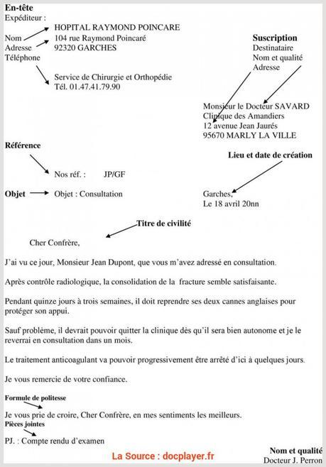 De Valeur Lettre Type Demande De Compte Rendu D ...
