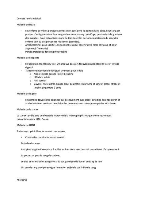 Compte rendu médical by sanaa tazi - issuu