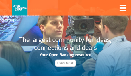 Accueil Open Banking Expo