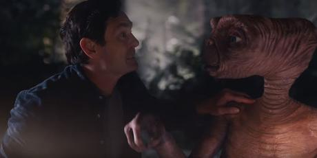 E.T. retrouve Elliott 37 ans après dans une pub émouvante