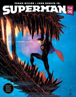 SUPERMAN YEAR ONE : LE REGARD DE JOHN ROMITA JR