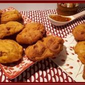 Cookies au chorizo - Oh, la gourmande..