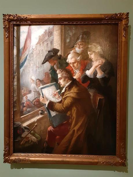 Exposition Marie-Antoinette reine de France Conciergerie CMN Paris