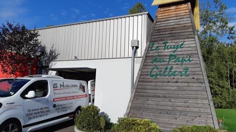 Gilbert Huguenin Artisanal Delicatessen Boucherie à Grandvillars: le tuyé et les produits
