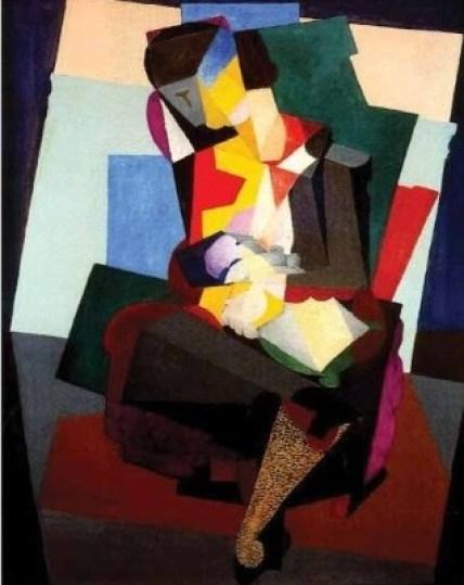 Les autres artistes cubistes des origines  7/13  Billet n°120