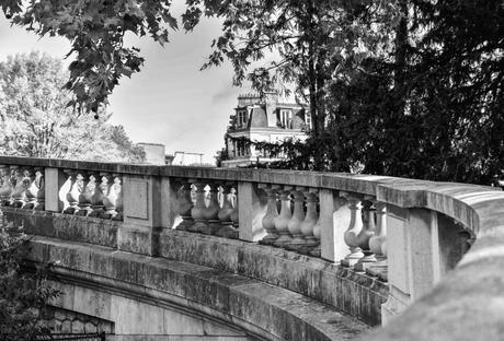Montmartre à la lumière de l'automne