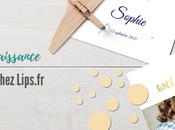 Sélection faire part naissance 2019 avec Lips.fr