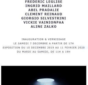 Galerie Sabine BAYASLI  exposition GARDE A VUE 1