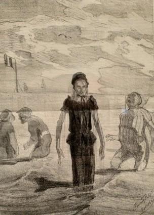 Rops Ostende sans Uylenspiegel, no. 29, 16 August 1857