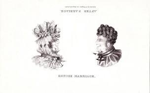 Tregear av 1841 Before Marriage