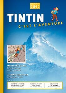 Tintin de retour aux sommets