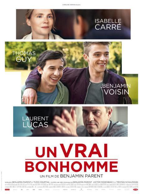 UN VRAI BONHOMME au Cinéma le 8 Janvier