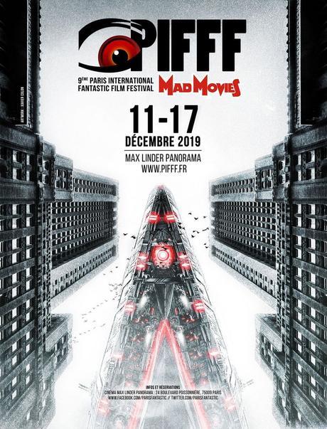 PIFFF 2019 - Paris International Fantastic Film Festival du 11 au 17 décembre 2019 au Max Linder Panorama