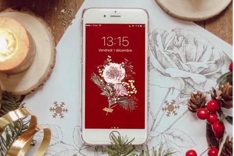 9 Fonds d'écrans gratuits Décembre / Noël