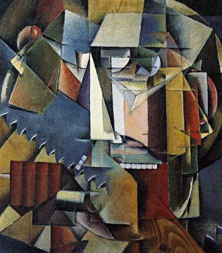 Le cubo-futurisme russe -8/13  Billet n° 121