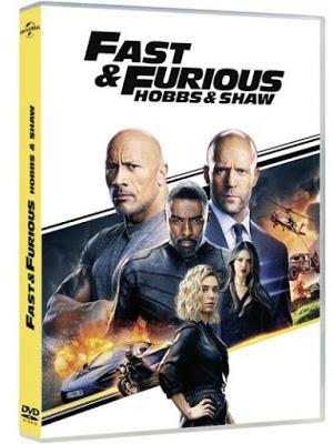 [CONCOURS] : Gagnez votre DVD ou Blu-ray™ du film Fast & Furious : Hobbs & Shaw !
