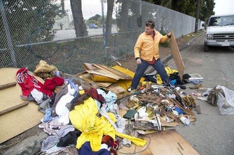 J'ai vu des gens transformer les ordures en quelque chose de cool. Mais CECI…… C'est de la brillance Absolue.