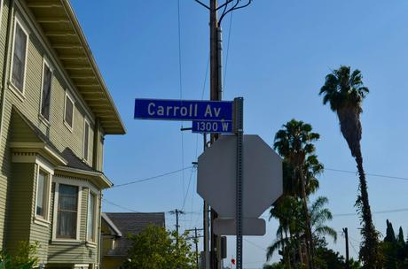 De Charmed à Thriller, direction Carroll Avenue