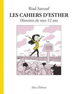 LES CAHIERS D'ESTHER - Tome 3