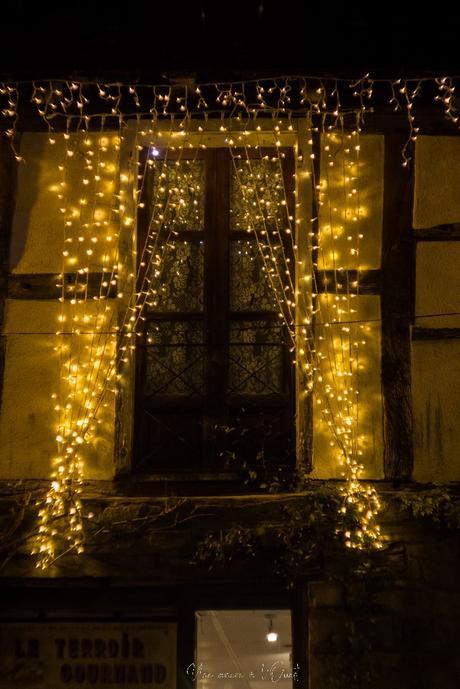 Rochefort-en-Terre et ses illuminations