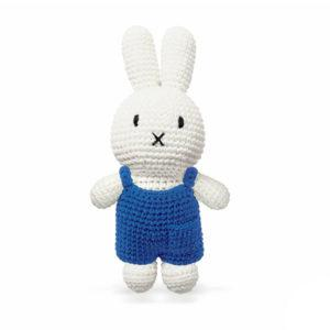 JUST DUTCH Peluche Miffy en crochet