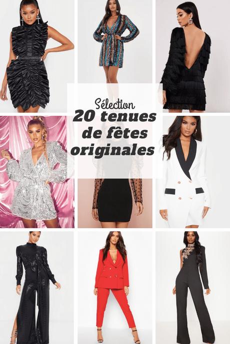 20 tenues de fêtes originales à moins de 100 euros