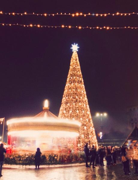 Cinq destinations de rêve pour fêter Noël