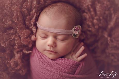 Photos bébé nouveau né Levallois Perret