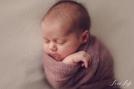 Photos bébé nouveau-né Levallois Perret
