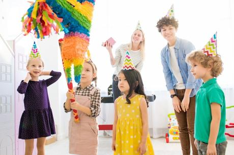 3 exemples d'activités pour un anniversaire d'enfant