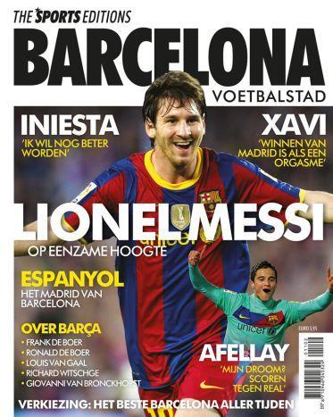 Messi ballon d'or : A Xavi à la mort