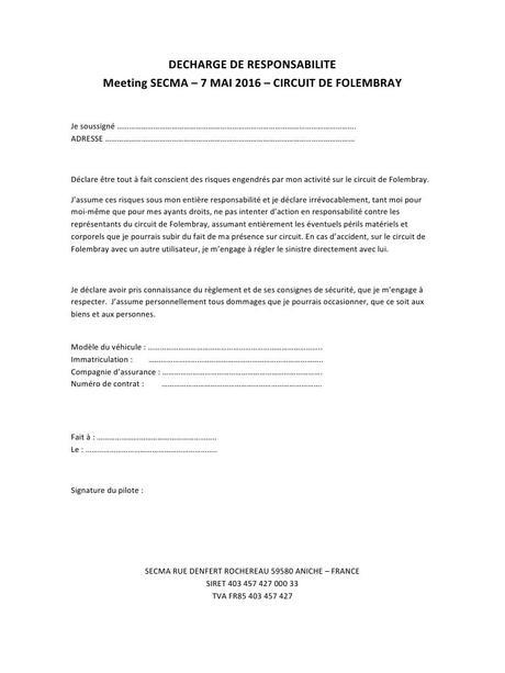 formulaire de décharge de responsabilité - aplerseawhi.gq