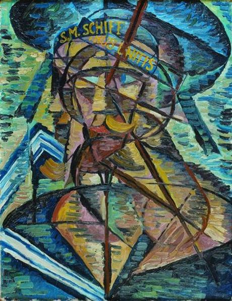 Le cubisme à Prague -10/13 Billet n° 123