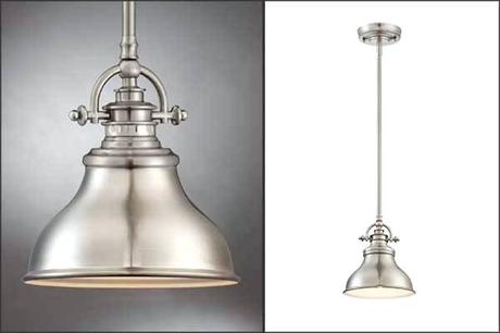 nickel pendant light brushed nickel pendant light uk