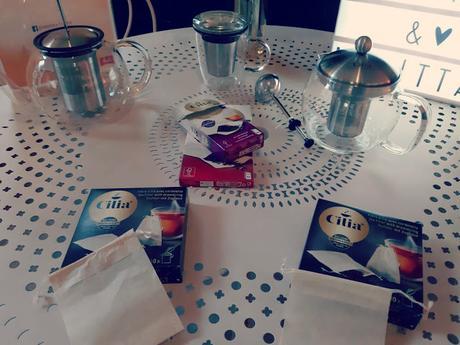 Cilia thé accessoires bouilloire filtre à thé