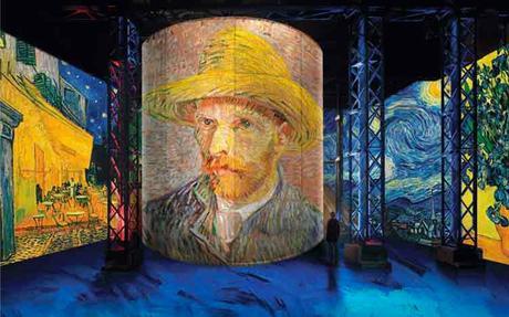 Une toile de van Gogh à découvrir en 360°