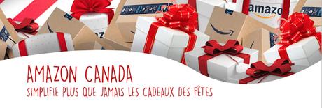 Amazon : Top 5 d'idées cadeaux pour Noël