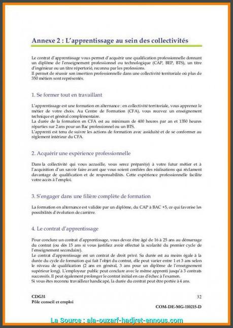 Achevée Modele Lettre Demande Nomination Suite Examen ...