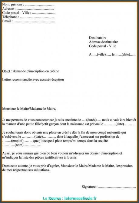 Modele Lettre Demande Nomination Suite Examen Professionnel ...