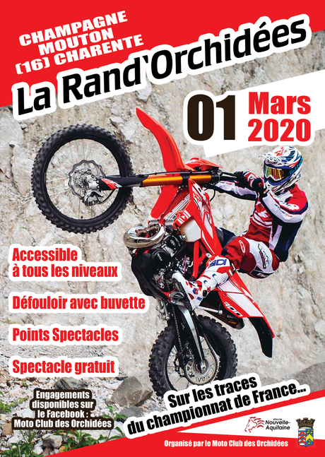 La Rando'Orchidées le 1 mars 2020 du MCO à Champagne Mouton (16)