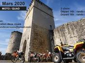 Rando Saleys moto-quad mars 2020 Bellocq (64) Génération roues