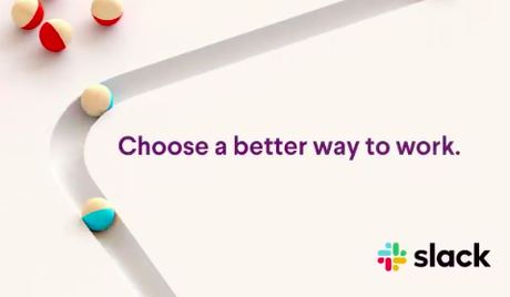 Choose a better way to work – Slack