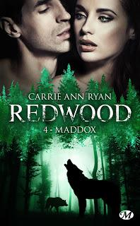 Redwood #4 Maddox de Carrie Ann Ryan