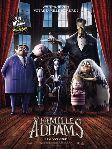 La Famille Adams (2019) de Conrad Vernon et Greg Tiernan