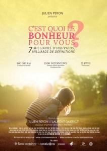 Film gratuit : «C'est quoi le Bonheur pour vous ?»