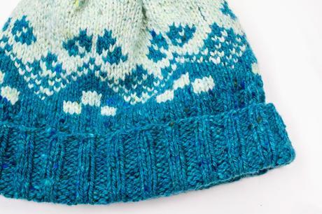 Joli bonnet Blisco & remerciements