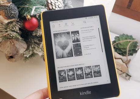 BLOGMAS 2019 – Jour 5 : La liseuse Kindle Paperwhite, un an après !