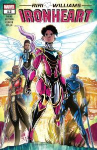 Titres de Marvel Comics sortis le 27 novembre 2019