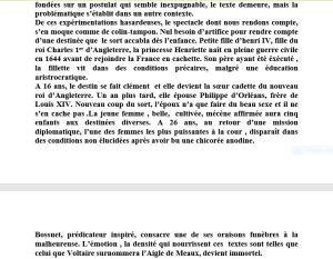 Regard vers le théâtre de Pierre-Marc Levergeois « Madame se meurt » Théâtre de Poche – jusqu'au 13 Janvier 2020