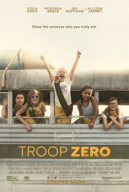 Premier trailer pour Troop Zero de Bert & Bertie